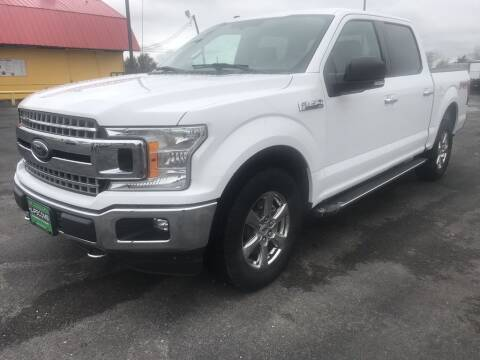 2018 Ford F-150 for sale at Lipscomb Powersports in Wichita Falls TX