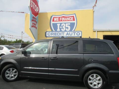 2012 Chrysler Town and Country for sale at Buy Here Pay Here Lawton.com in Lawton OK