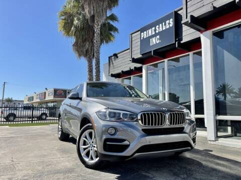 2015 BMW X6 for sale at Prime Sales in Huntington Beach CA