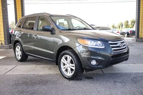 2012 Hyundai Santa Fe for sale at Star Auto Inc. in Murfreesboro TN