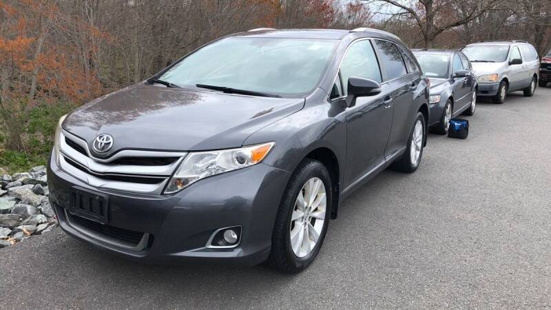 2013 Toyota Venza for sale at TRANS P in East Windsor CT