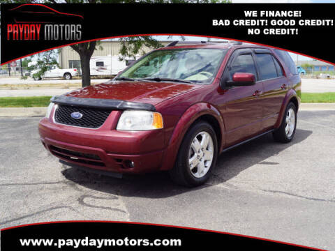 2006 Ford Freestyle for sale at Payday Motors in Wichita KS