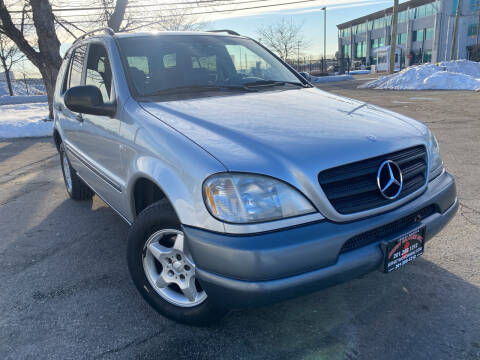 1999 Mercedes-Benz M-Class for sale at JerseyMotorsInc.com in Teterboro NJ