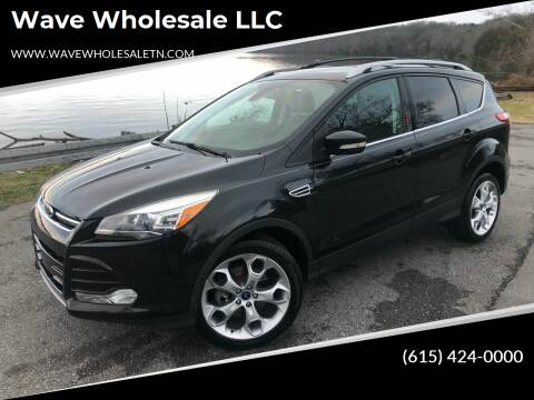 2013 Ford Escape for sale at Wave Wholesale LLC in Gallatin TN