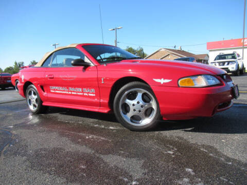 1994 Ford Mustang SVT Cobra for sale at TAPP MOTORS INC in Owensboro KY