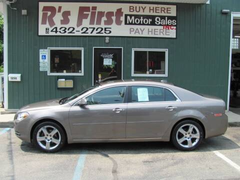 2012 Chevrolet Malibu for sale at R's First Motor Sales Inc in Cambridge OH