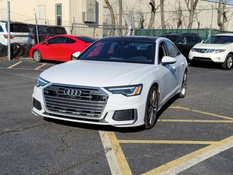 2019 Audi A6 for sale at AW Auto & Truck Wholesalers  Inc. in Hasbrouck Heights NJ