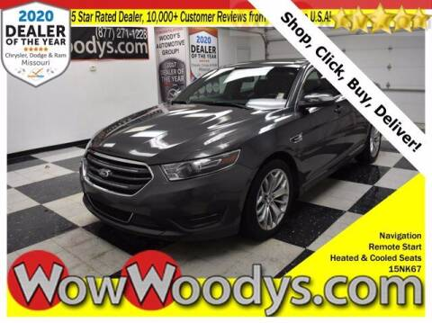 2015 Ford Taurus for sale at WOODY'S AUTOMOTIVE GROUP in Chillicothe MO