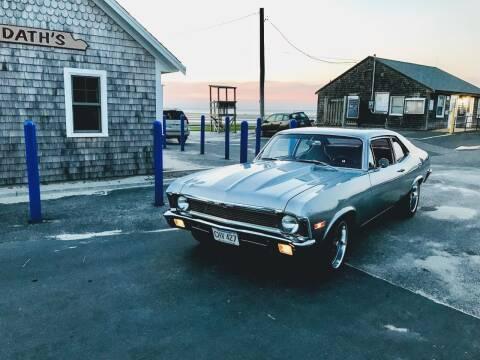 1970 Chevrolet Nova for sale at CARuso Classic Cars in Tampa FL