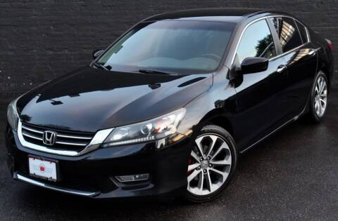 2013 Honda Accord for sale at Kings Point Auto in Great Neck NY