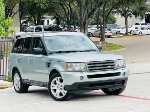 2006 Land Rover Range Rover Sport for sale at Texas Drive Auto in Dallas TX