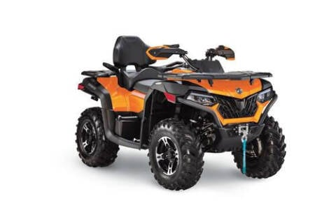 2021 cforce 600 touring lava orange for sale at Miller's Economy Auto in Redmond OR