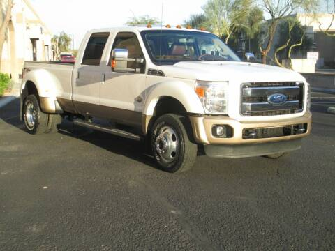 2011 Ford F-450 Super Duty for sale at COPPER STATE MOTORSPORTS in Phoenix AZ