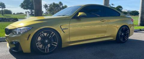 2016 BMW M4 for sale at R & R Motors in Queensbury NY