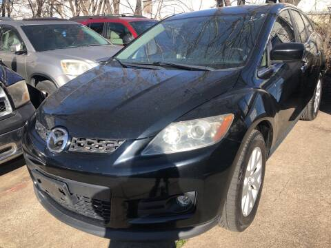 2008 Mazda CX-7 for sale at Auto Access in Irving TX