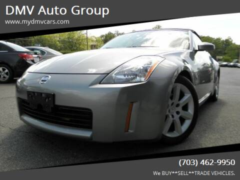 2004 Nissan 350Z for sale at DMV Auto Group in Falls Church VA