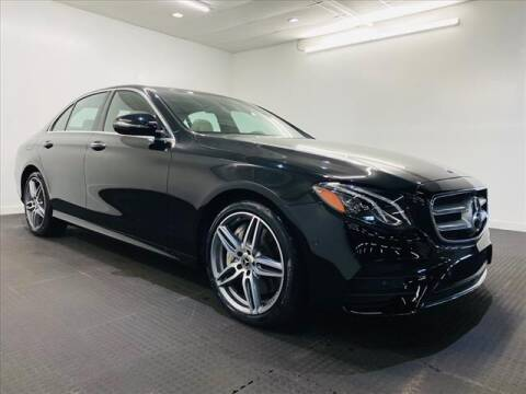 2020 Mercedes-Benz E-Class for sale at Champagne Motor Car Company in Willimantic CT