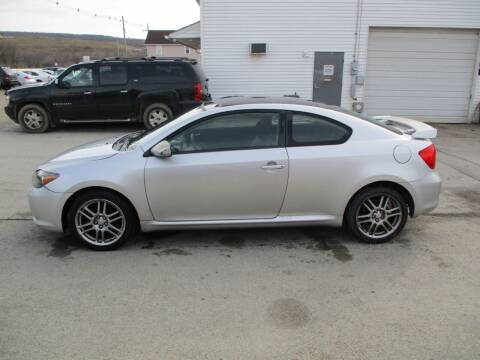 2007 Scion tC for sale at ROUTE 119 AUTO SALES & SVC in Homer City PA