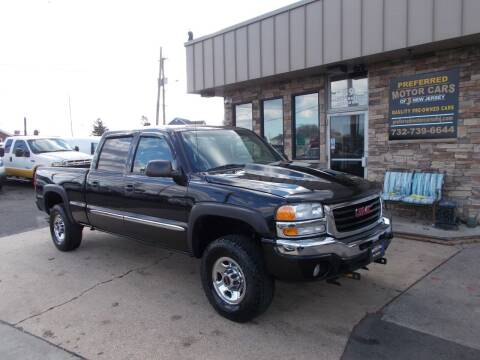 2003 GMC Sierra 1500HD for sale at Preferred Motor Cars of New Jersey in Keyport NJ