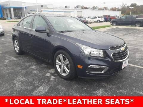 2015 Chevrolet Cruze for sale at MODERN AUTO CO in Washington MO
