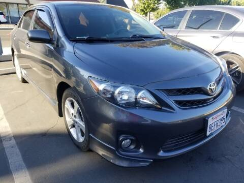 2013 Toyota Corolla for sale at Ournextcar/Ramirez Auto Sales in Downey CA