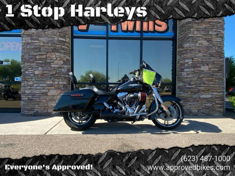2014 Harley Davidson Street Glide for sale at 1 Stop Harleys in Peoria AZ