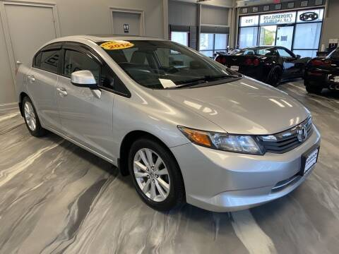 2012 Honda Civic for sale at Crossroads Car & Truck in Milford OH