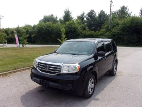 2013 Honda Pilot for sale at Auto Sales Sheila, Inc in Louisville KY