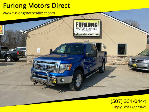 2014 Ford F-150 for sale at Furlong Motors Direct in Faribault MN