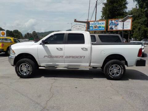 2015 RAM Ram Pickup 2500 for sale at EAST MAIN AUTO SALES in Sylva NC