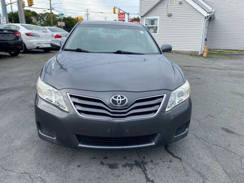 2010 Toyota Camry for sale at Better Auto in South Darthmouth MA