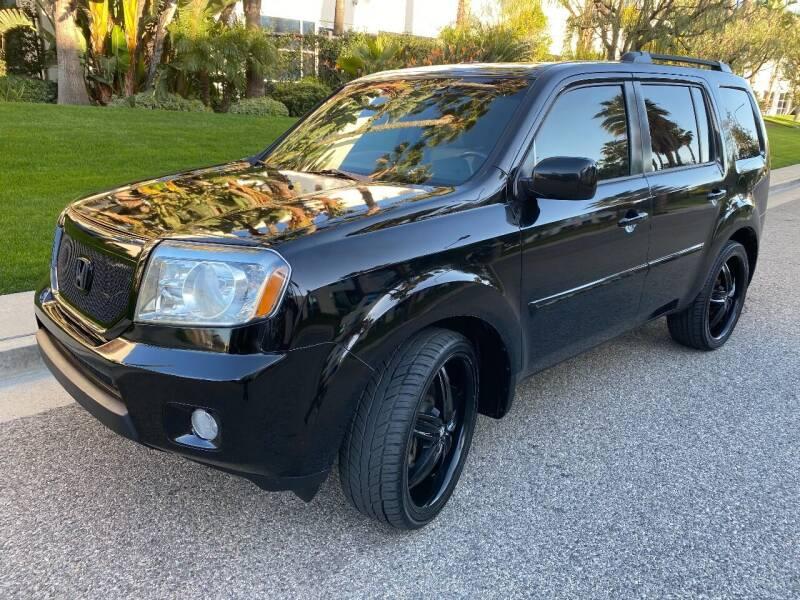 2011 Honda Pilot for sale at Donada  Group Inc in Arleta CA