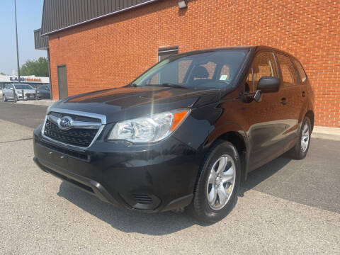 2014 Subaru Forester for sale at Boise Motorz in Boise ID