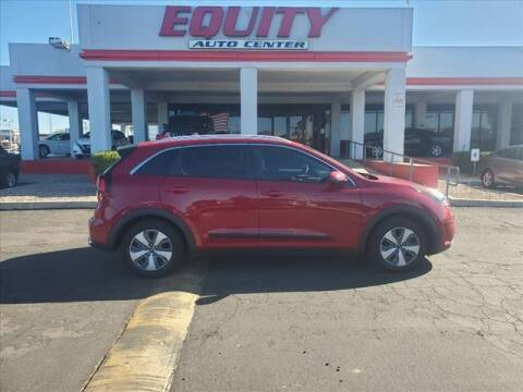 2018 Kia Niro for sale at EQUITY AUTO CENTER in Phoenix AZ