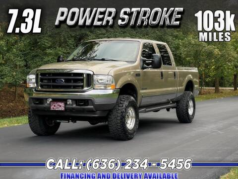 2002 Ford F-350 Super Duty for sale at Gateway Car Connection in Eureka MO