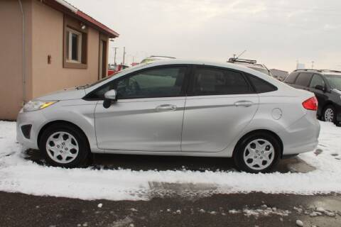 2012 Ford Fiesta for sale at Epic Auto in Idaho Falls ID