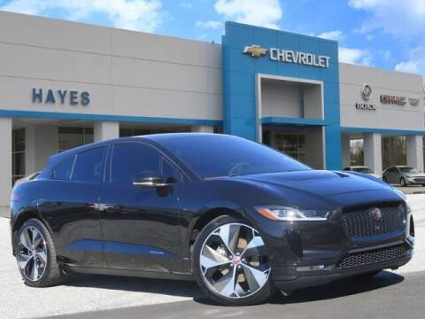 2019 Jaguar I-PACE for sale at HAYES CHEVROLET Buick GMC Cadillac Inc in Alto GA