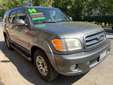 2004 Toyota Sequoia for sale at Bay Areas Finest in San Jose CA
