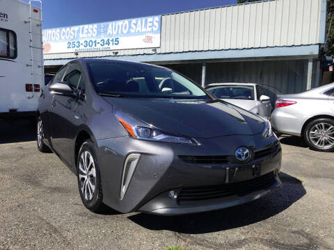 2020 Toyota Prius for sale at Autos Cost Less LLC in Lakewood WA