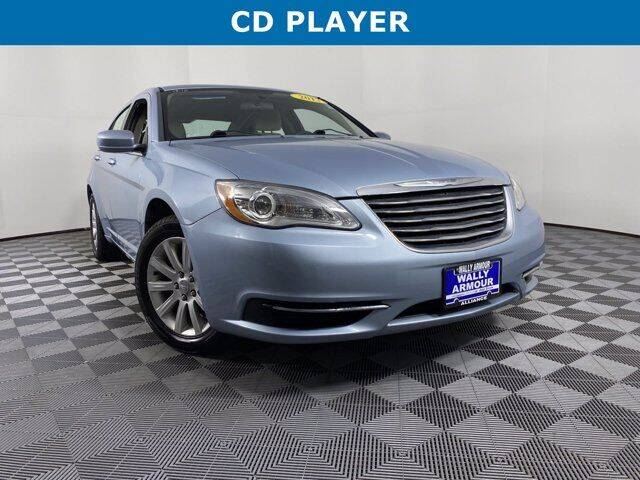 2013 Chrysler 200 for sale at GotJobNeedCar.com in Alliance OH