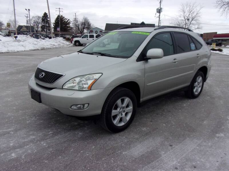 2007 Lexus RX 350 for sale at Ideal Auto Sales, Inc. in Waukesha WI