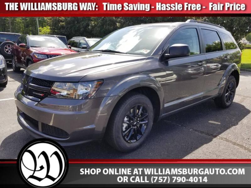 2020 Dodge Journey for sale in Williamsburg, VA
