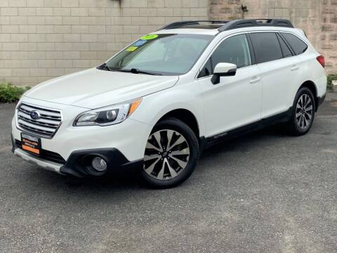 2016 Subaru Outback for sale at Somerville Motors in Somerville MA