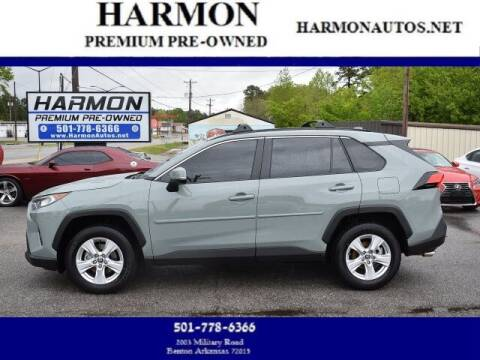 2020 Toyota RAV4 for sale at Harmon Premium Pre-Owned in Benton AR