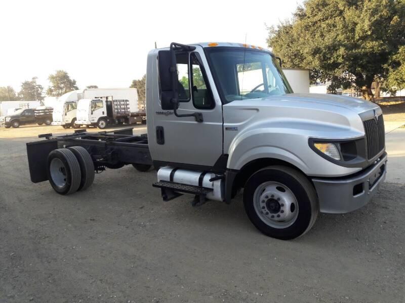 2014 International TerraStar for sale at DOABA Motors in San Jose CA