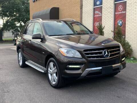 2012 Mercedes-Benz M-Class for sale at Auto Imports in Houston TX