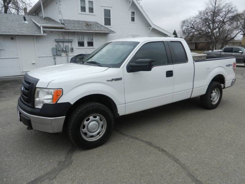2013 Ford F-150 for sale at Affordable Motors in Jamestown ND