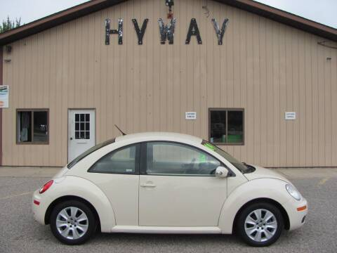 2009 Volkswagen New Beetle for sale at HyWay Auto Sales in Holland MI