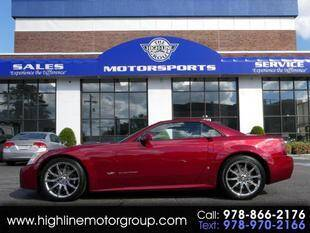 2006 Cadillac XLR-V for sale at Highline Group Motorsports in Lowell MA