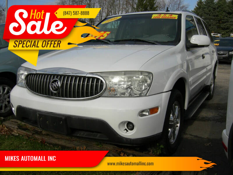 2006 Buick Rainier for sale at MIKES AUTOMALL INC in Ingleside IL